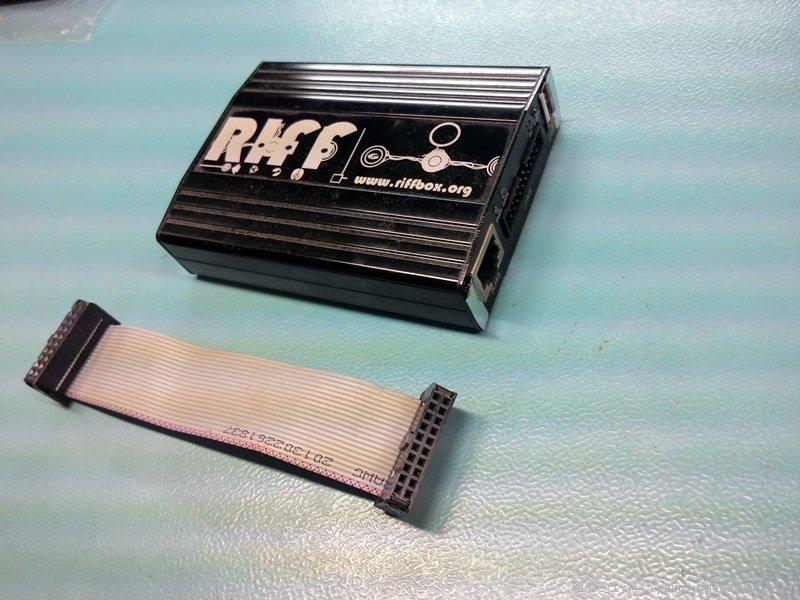 Наше оборудование. RIFF BOX
